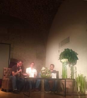 Dime Novel en Guadalajara mayo 2016