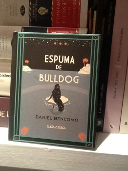 Espuma de Bulldog de Daniel Bencomo