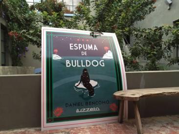 Espuma de Bulldog en Impronta, Guadalajara